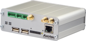 RGX840 IoT Gateway mit LTE GPS CAN RS485/232